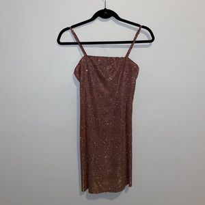 Lulus sparkly dress